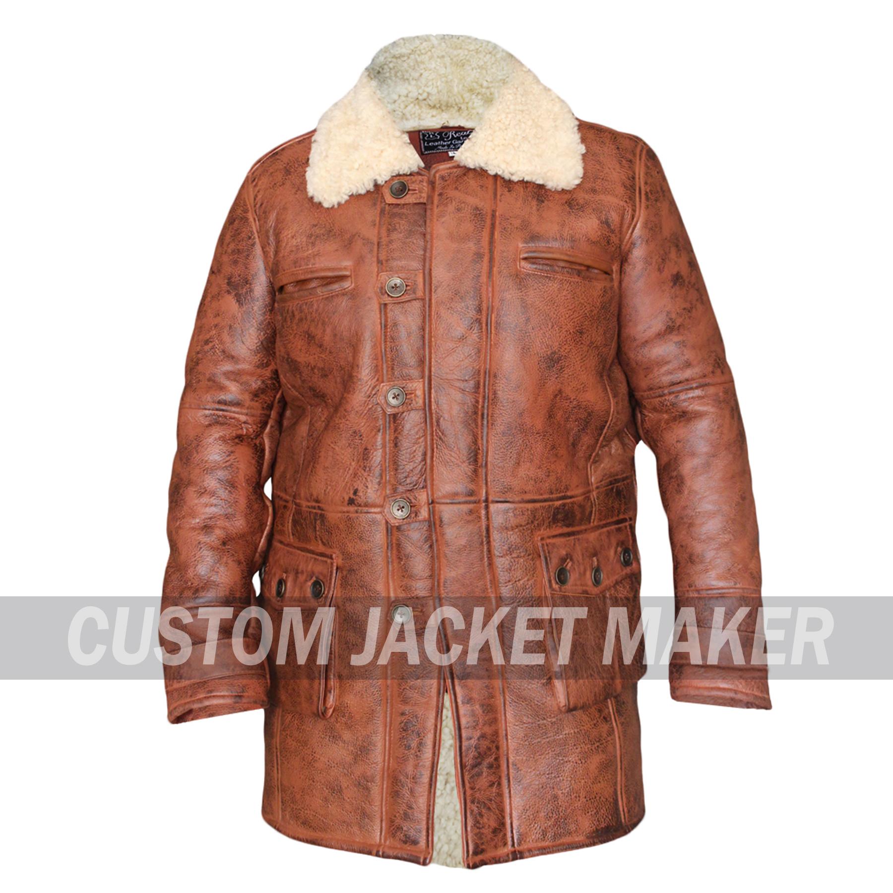 custom jacket maker